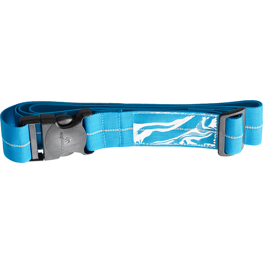 Eagle Creek Reflective Luggage Strap Brilliant Blue - Eagle Creek Luggage Accessories - Travel Accessories, Luggage Accessories