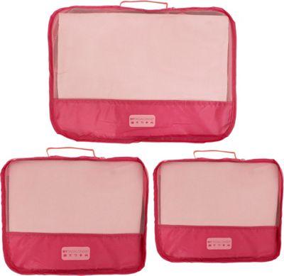 MyTagAlongs Packing Pods Pink - MyTagAlongs Packing Aids