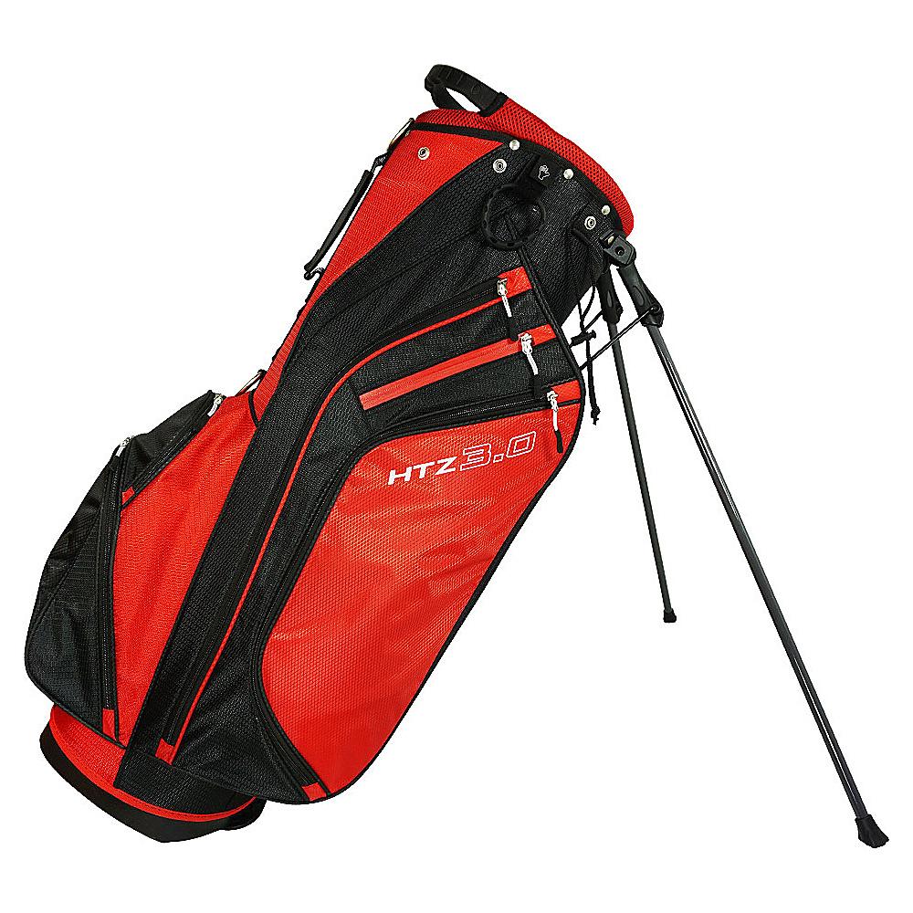 hot z golf bags 3 0 stand bag 8 colors ebay. Black Bedroom Furniture Sets. Home Design Ideas