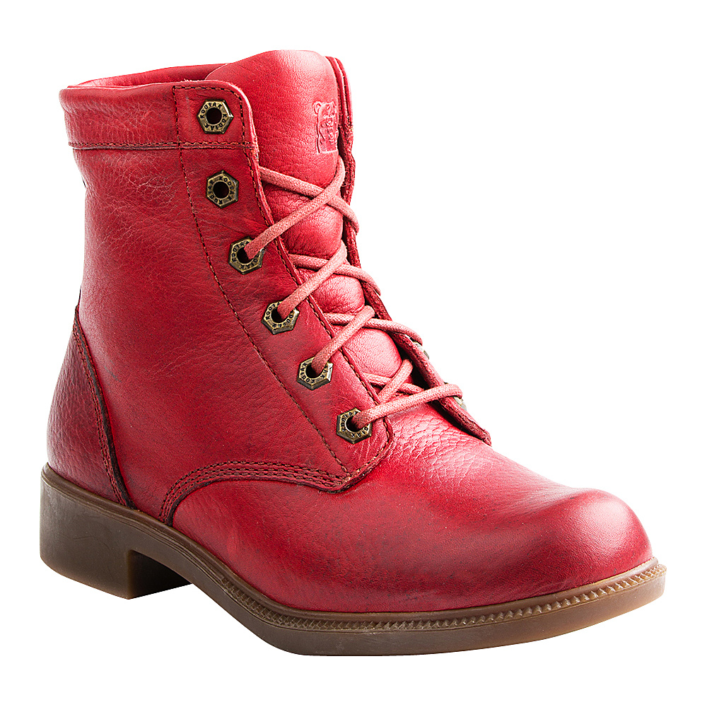 Kodiak Original Boot 6 -  Red - Kodiak Womens Footwear - Apparel & Footwear, Women's Footwear
