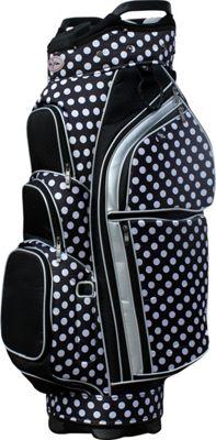 Taboo Fashions Allure Cart Bag City Lights - Taboo Fashions Golf Bags
