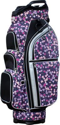 Taboo Fashions Allure Cart Bag Poppin' Bottles - Taboo Fashions Golf Bags