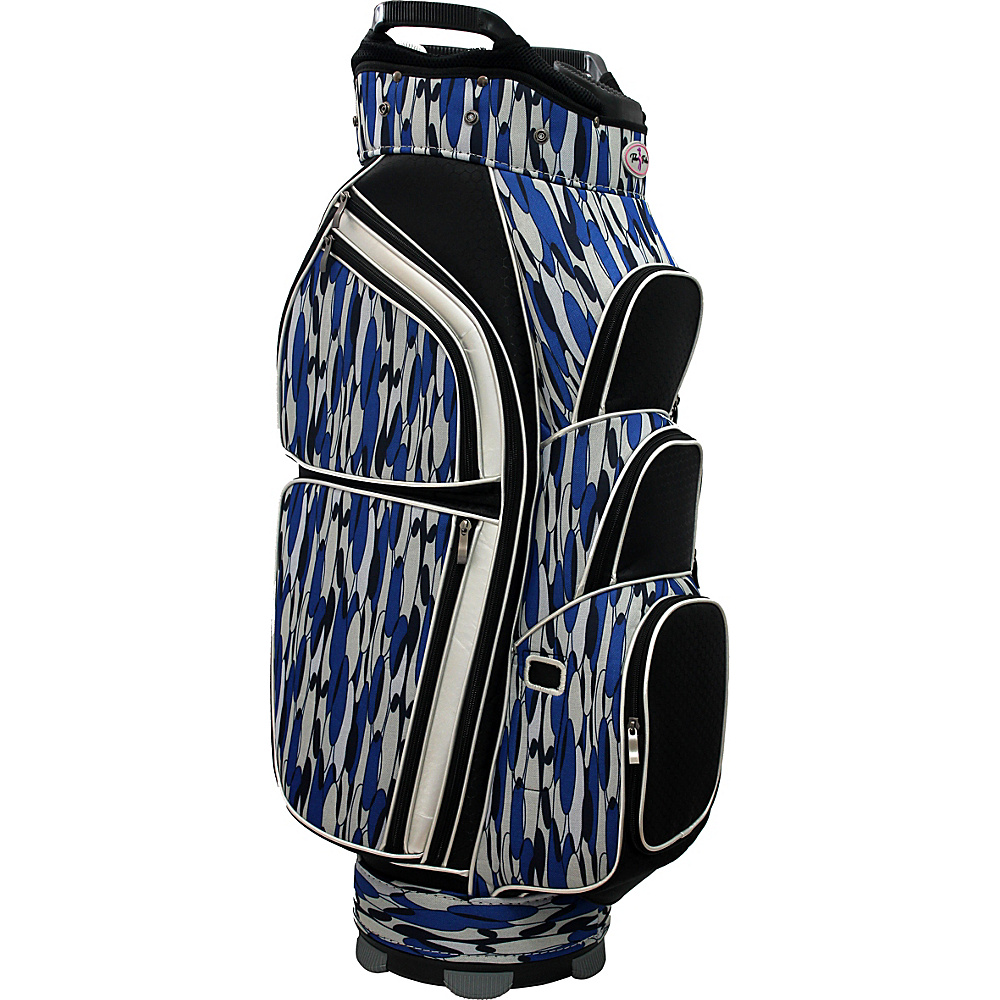 Taboo Fashions Allure Cart Bag Skinny Dippin - Taboo Fashions Golf Bags