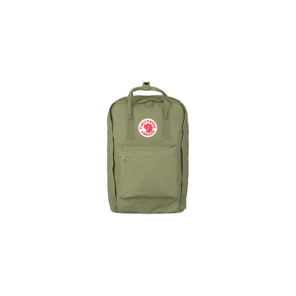Fjallraven Kanken 15 Backpack Forest Green - Fjallraven Business & Laptop Backpacks - Backpacks, Business & Laptop Backpacks