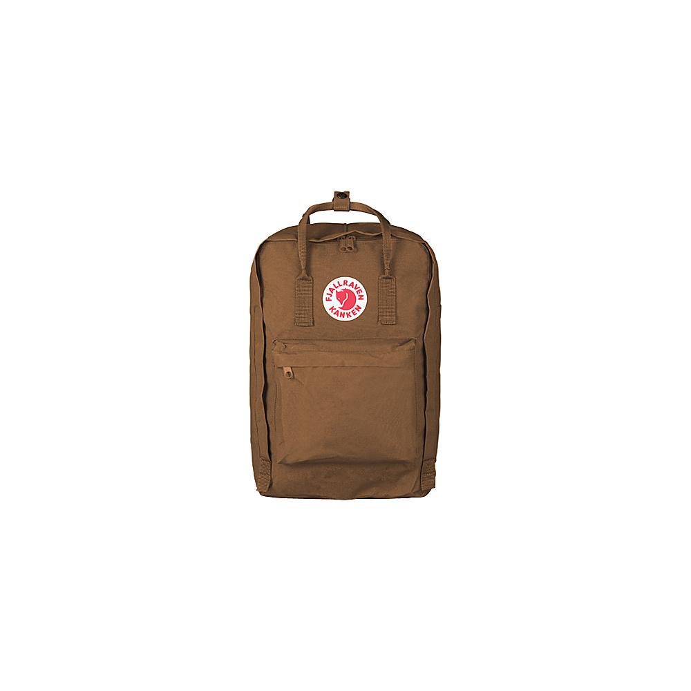Fjallraven Kanken 15 Backpack Sand - Fjallraven Laptop Backpacks - Backpacks, Laptop Backpacks