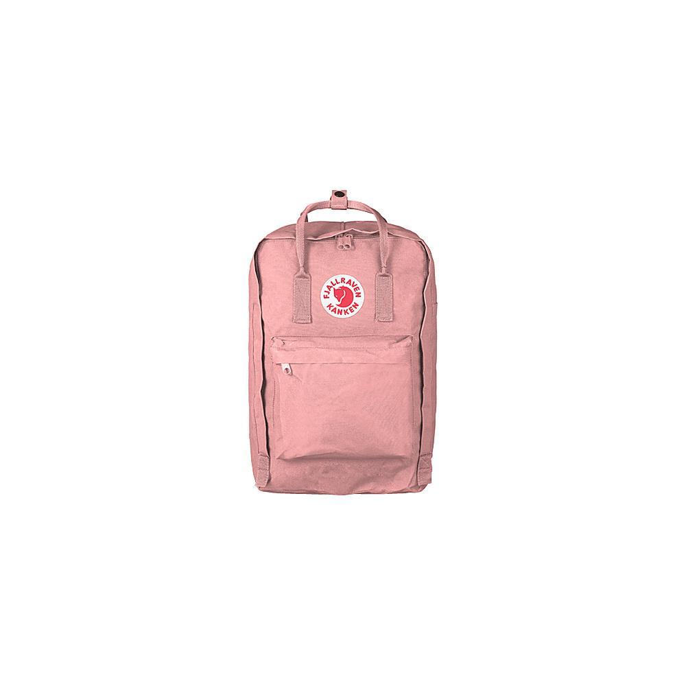 Fjallraven Kanken 15 Backpack Pink - Fjallraven Laptop Backpacks - Backpacks, Laptop Backpacks