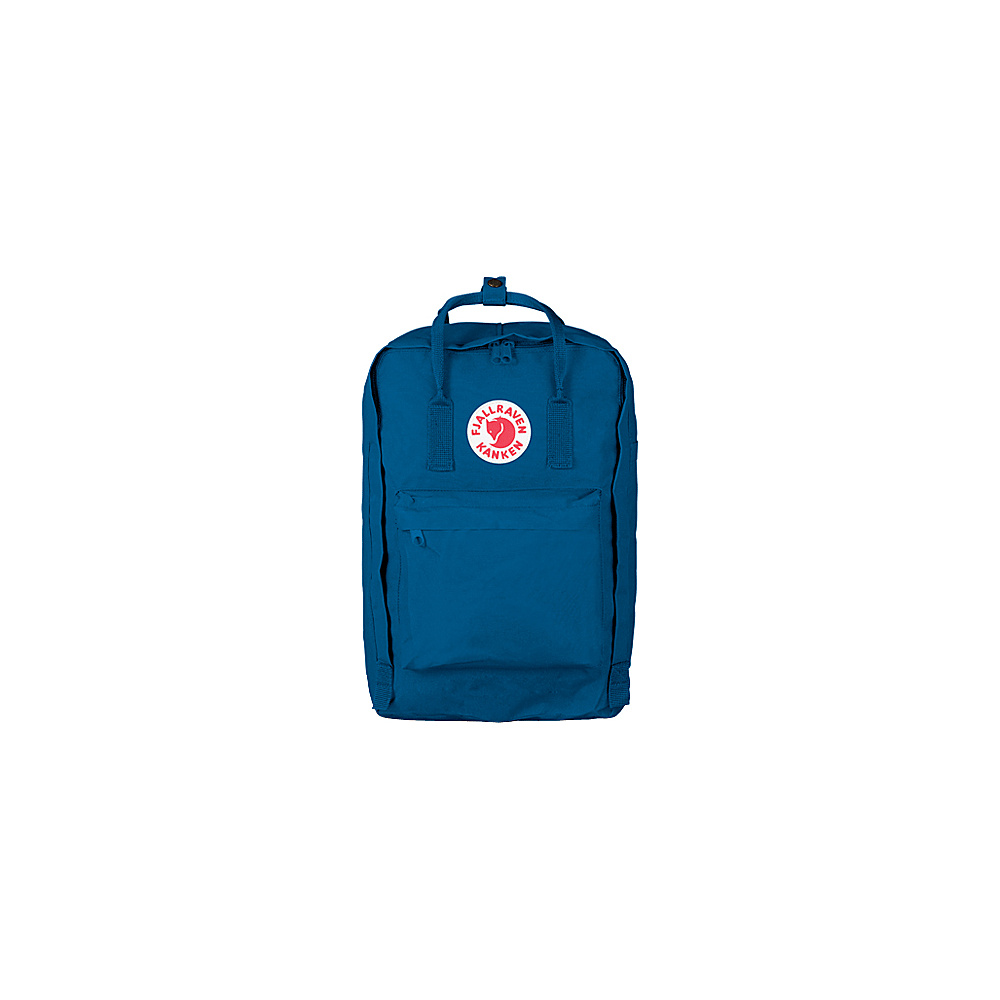 Fjallraven Kanken 15 Backpack Lake Blue - Fjallraven Business & Laptop Backpacks - Backpacks, Business & Laptop Backpacks