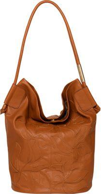 Foley + Corinna Lilli Bucket Shoulder Honey Brown - Foley + Corinna Leather Handbags