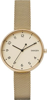 Skagen Signatur Watch Gold - Skagen Watches