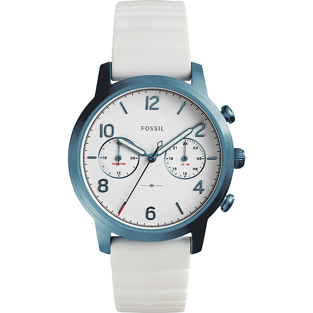 Fossil Caiden Multifunction Watch White - Fossil Watches - Fashion Accessories, Watches