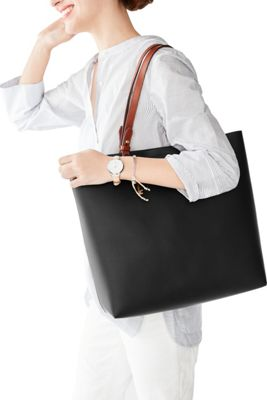Fossil Rachel NS Tote Black - Fossil Gym Bags