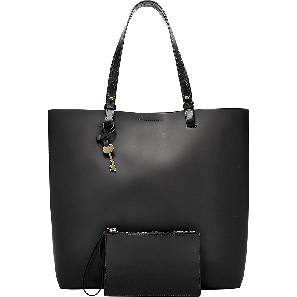 Fossil Rachel NS Tote Black - Fossil Gym Bags - Sports, Gym Bags
