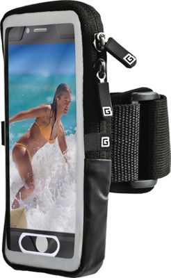 Gear Beast Large TapTouch Case Compatible Armband Black - Gear Beast Electronic Cases