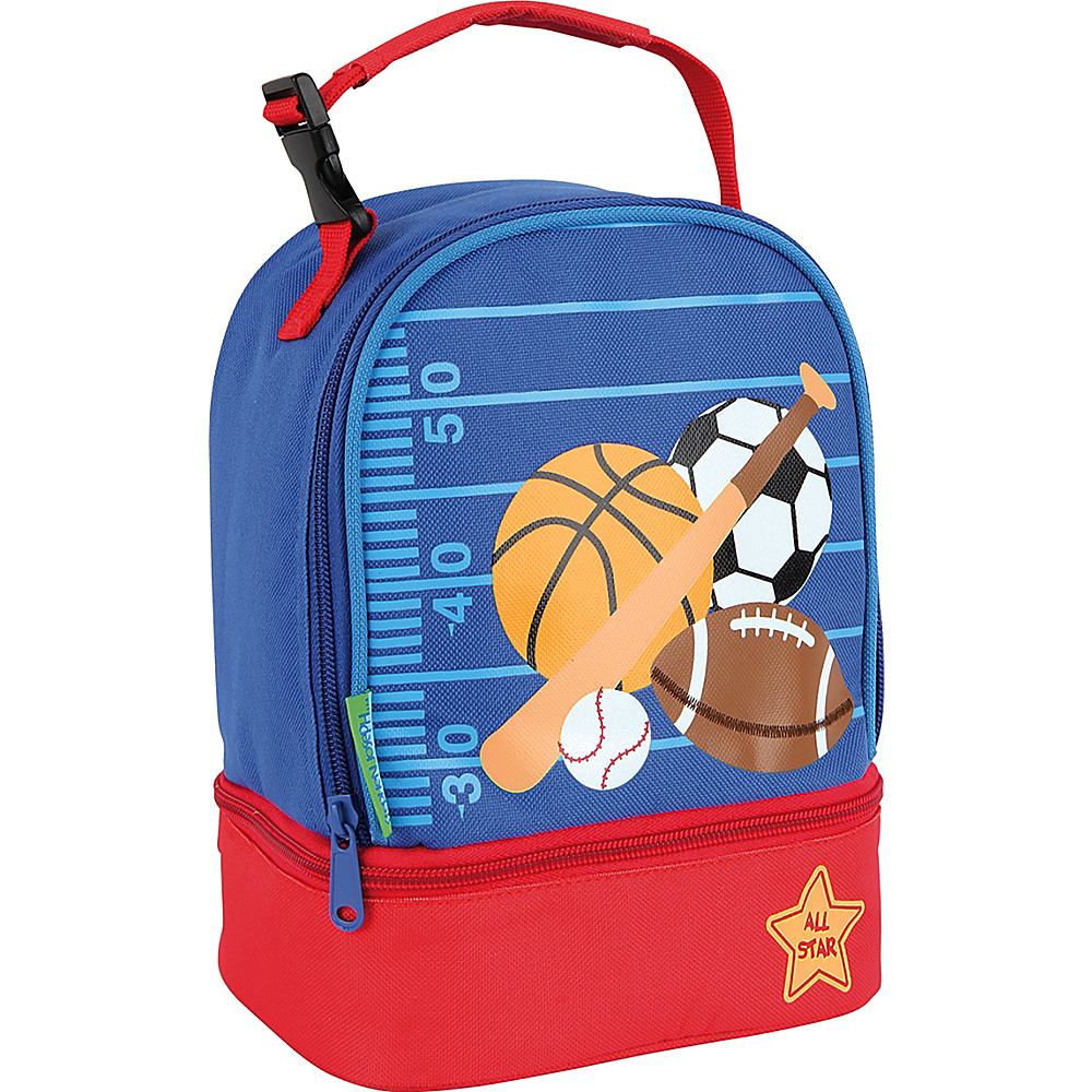 Stephen Joseph Lunch Pal Sports - Stephen Joseph Travel Coolers - Travel Accessories, Travel Coolers