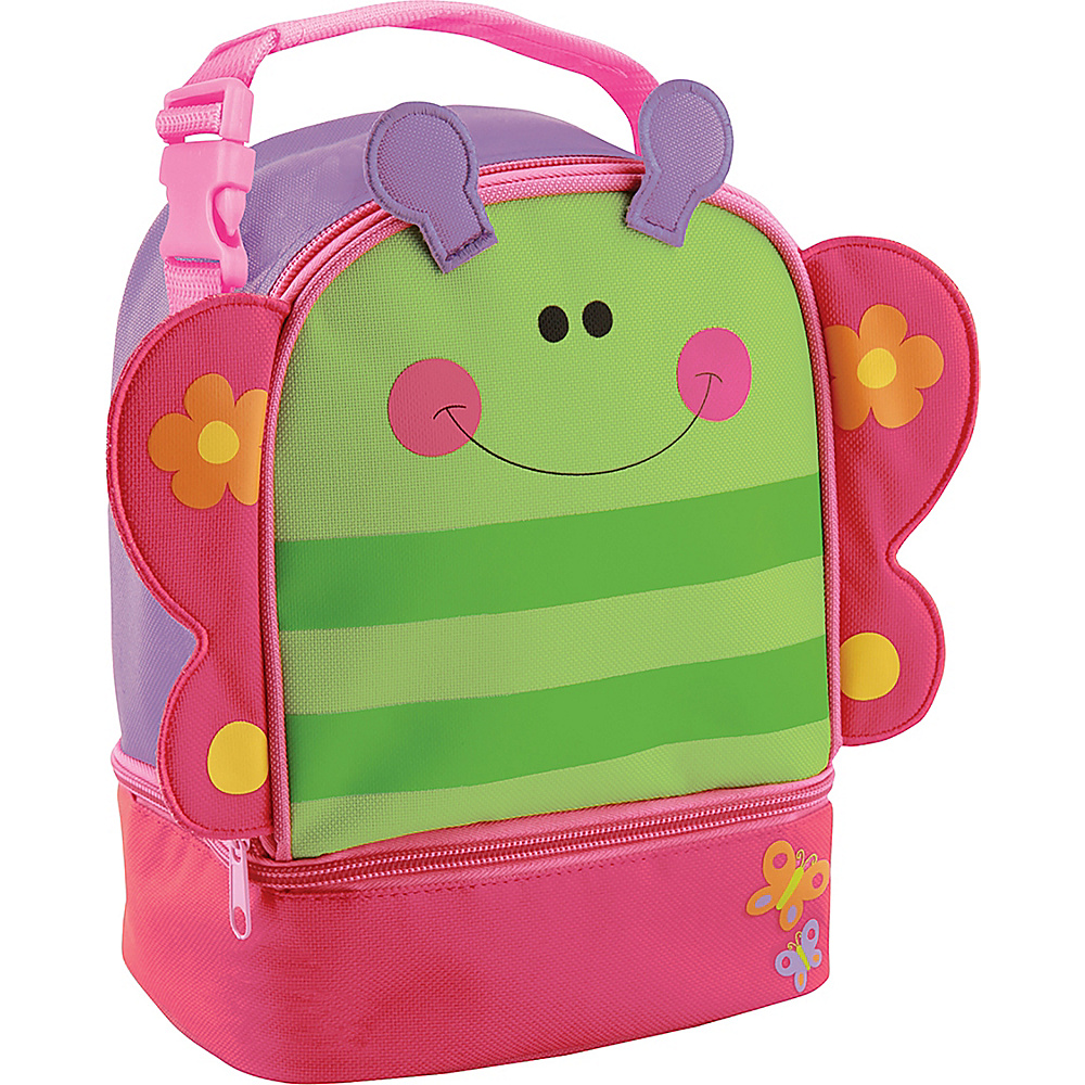 Stephen Joseph Lunch Pal Butterfly - Stephen Joseph Travel Coolers - Travel Accessories, Travel Coolers