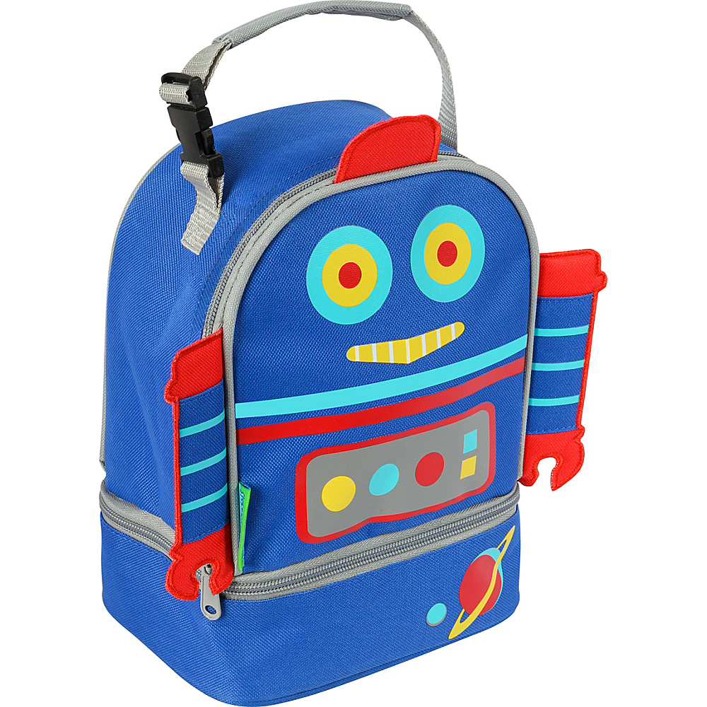 Stephen Joseph Lunch Pal Robot - Stephen Joseph Travel Coolers - Travel Accessories, Travel Coolers