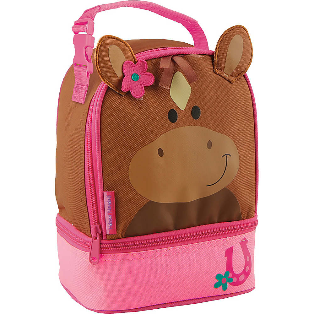 Stephen Joseph Lunch Pal Girl Horse - Stephen Joseph Travel Coolers - Travel Accessories, Travel Coolers