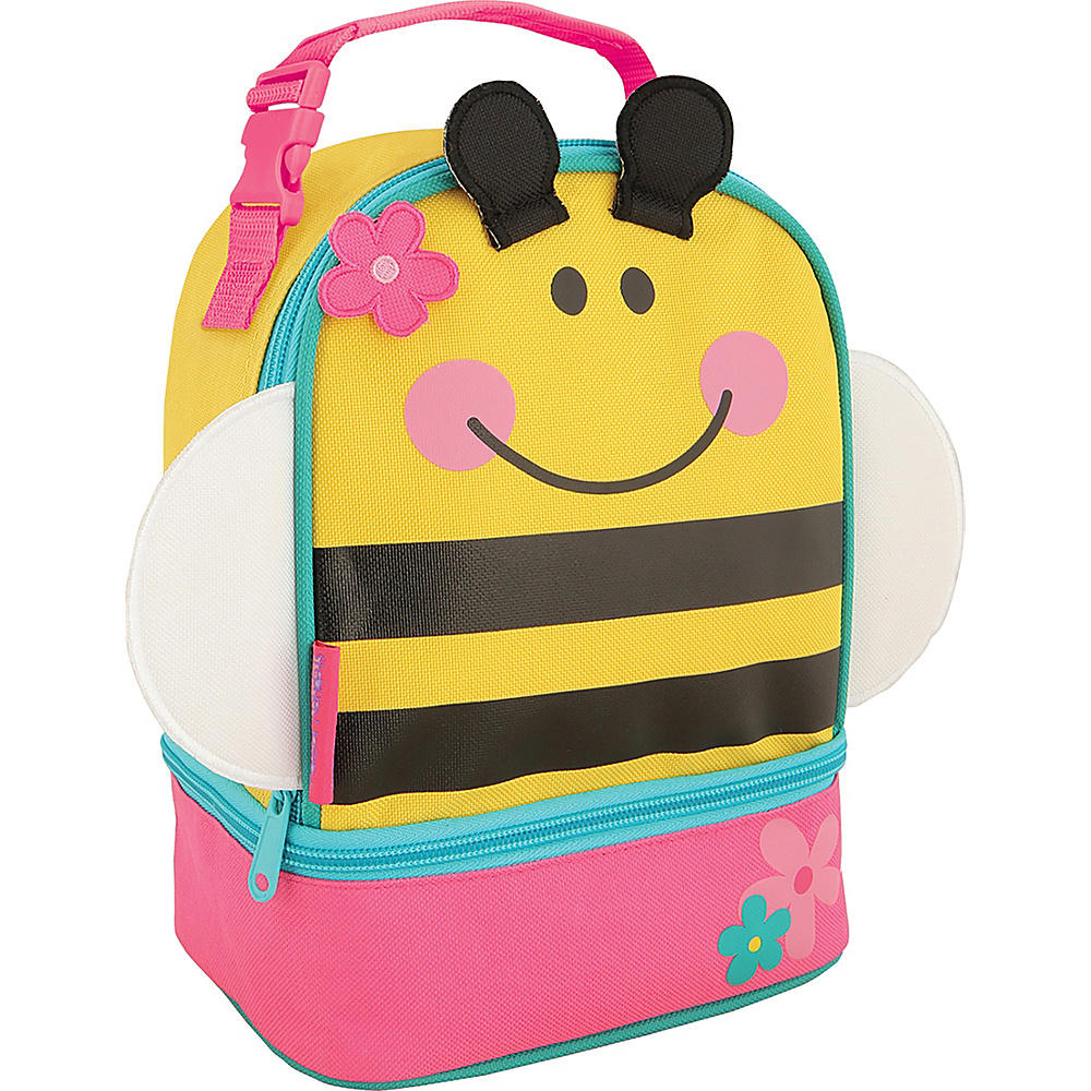 Stephen Joseph Lunch Pal Bee - Stephen Joseph Travel Coolers - Travel Accessories, Travel Coolers
