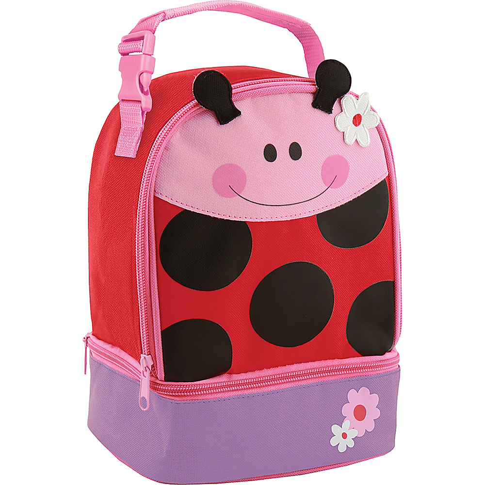 Stephen Joseph Lunch Pal Ladybug - Stephen Joseph Travel Coolers - Travel Accessories, Travel Coolers