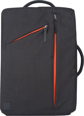 MOSHI Venturo Laptop Backpack Charcoal Black - MOSHI Laptop Backpacks