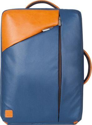 MOSHI Venturo Laptop Backpack Navy Blue - MOSHI Laptop Backpacks