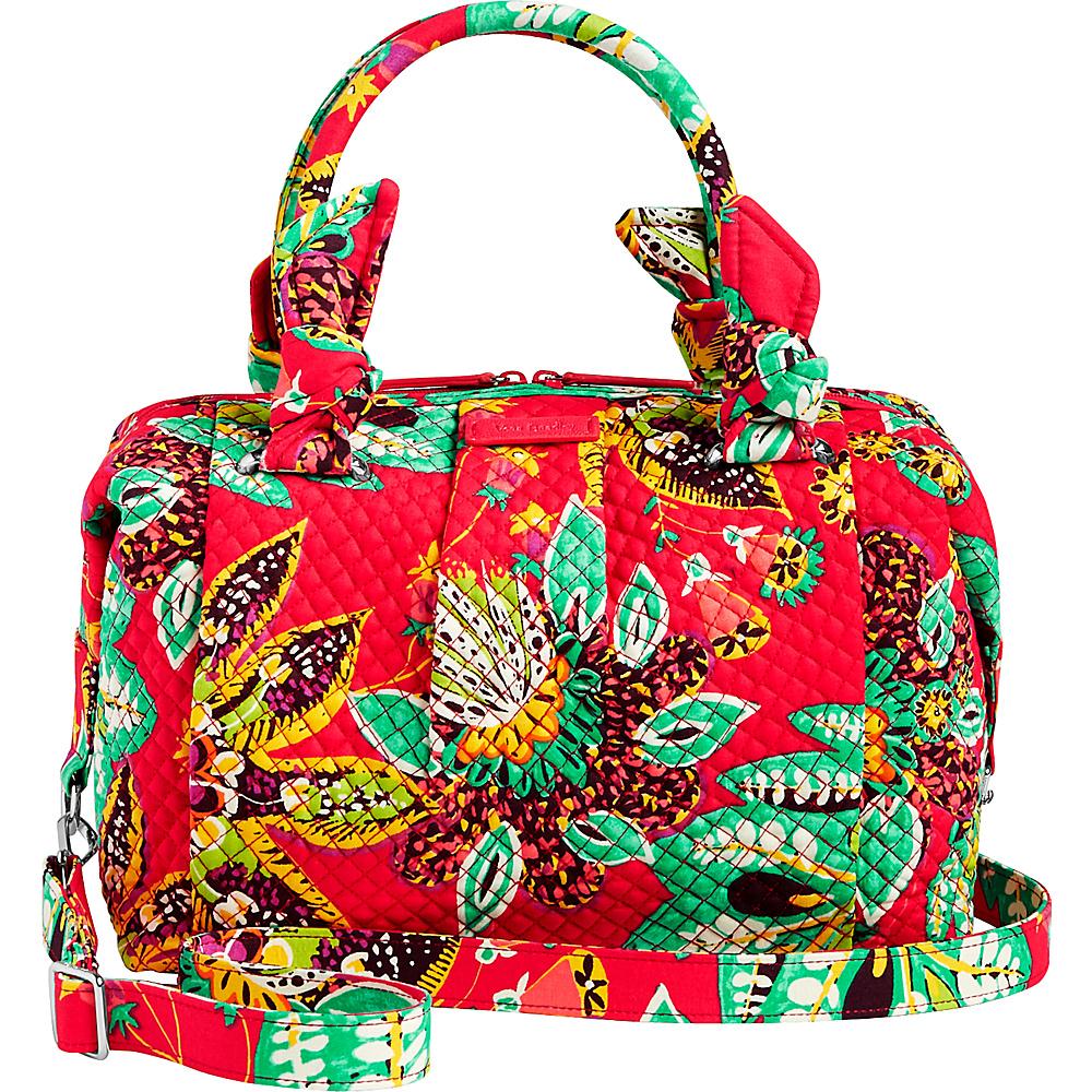 Vera Bradley Hadley Satchel Rumba - Vera Bradley Fabric Handbags - Handbags, Fabric Handbags