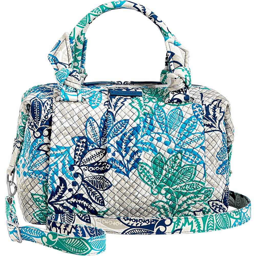 Vera Bradley Hadley Satchel Santiago - Vera Bradley Fabric Handbags - Handbags, Fabric Handbags