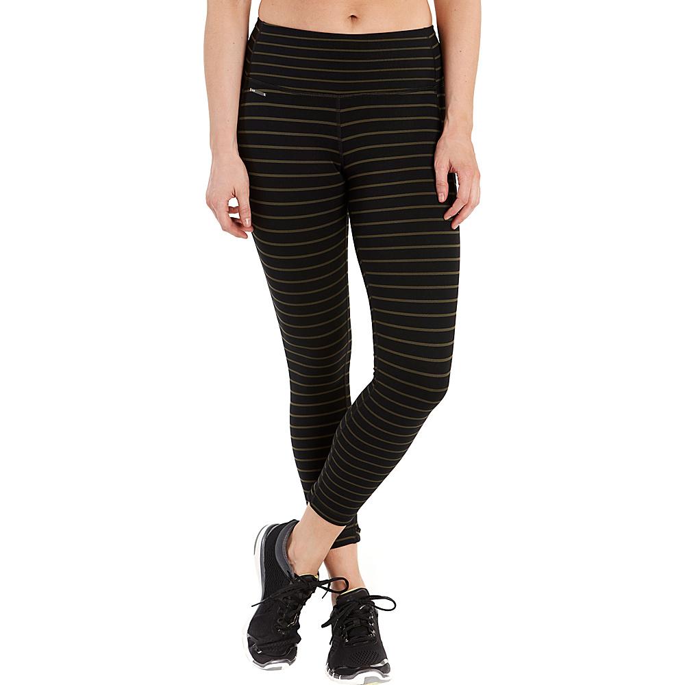 Lole Eliana Crop XS - Black - Lole Womens Apparel - Apparel & Footwear, Women's Apparel