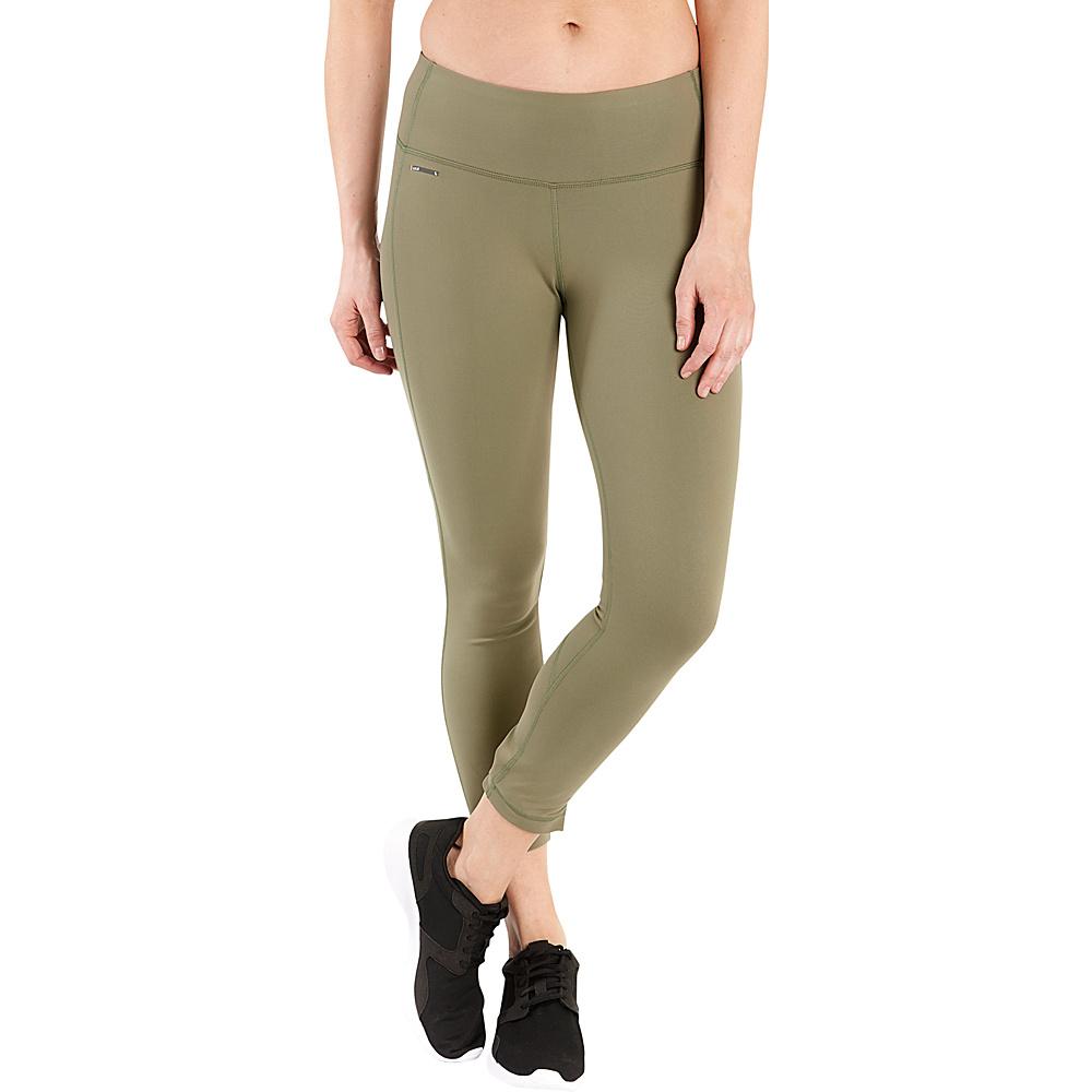 Lole Eliana Crop M - Lichen - Lole Womens Apparel - Apparel & Footwear, Women's Apparel