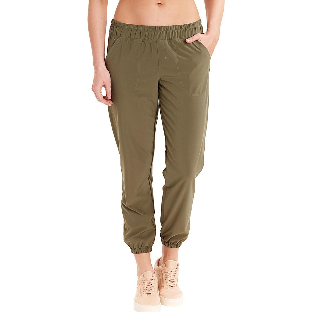 Lole Olivie Pants M - Khaki - Lole Womens Apparel - Apparel & Footwear, Women's Apparel