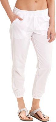 Lole Olivie Pants XS - White - Lole Women's Apparel