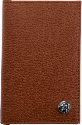 Rapport London Berkeley Leather Wallet Tan - Rapport London Men's Wallets