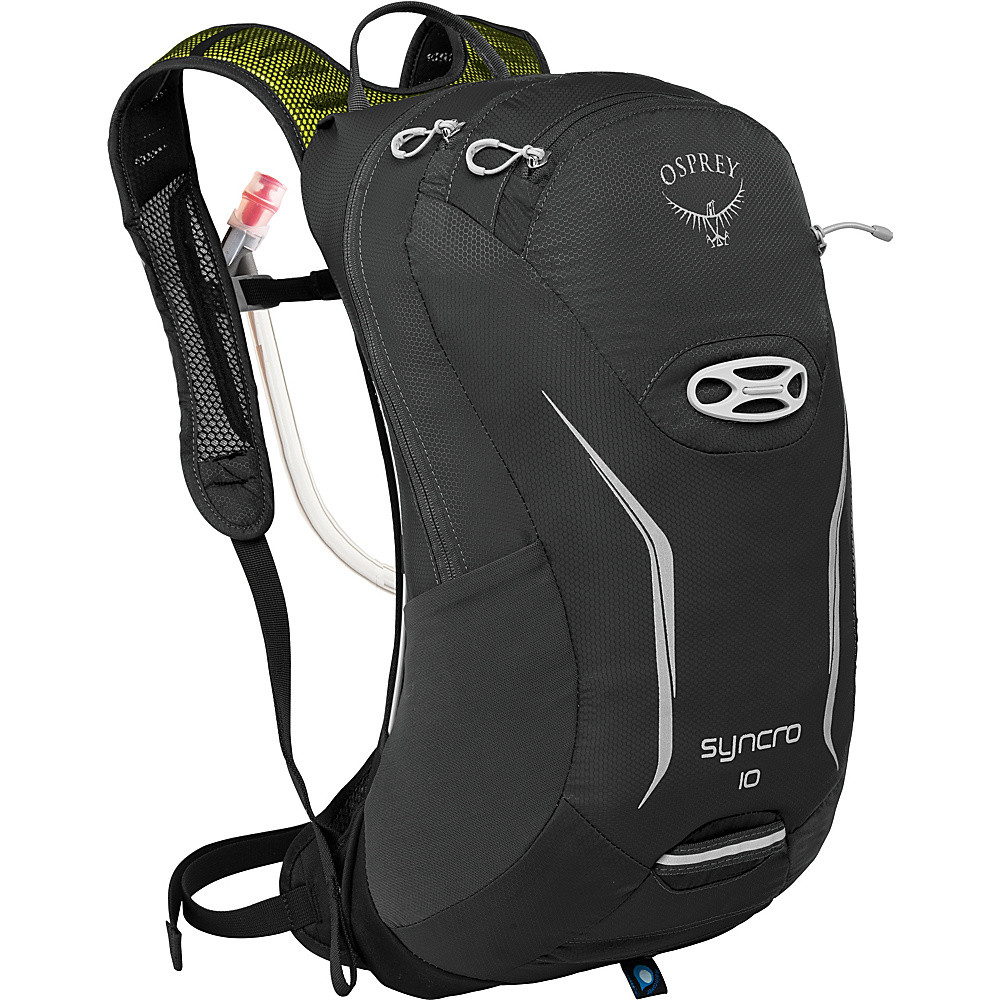 Osprey Syncro 10 Hydration Pack Meteorite Grey - S/M - Osprey Hydration Packs - Backpacks, Hydration Packs