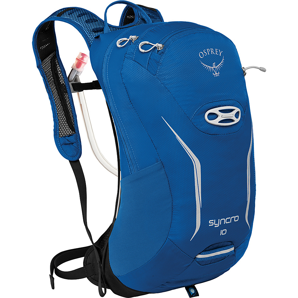 Osprey Syncro 10 Hydration Pack Blue Racer - S/M - Osprey Hydration Packs - Backpacks, Hydration Packs