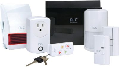 ACL Connect Wireless Security System Protection Kit Black - ACL Smart Home Automation