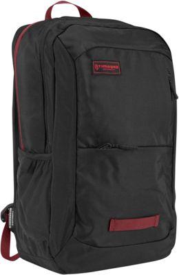 Timbuk2 Parkside Laptop Backpack- Discontinued Colors Black/Red Devil - Timbuk2 Laptop Backpacks