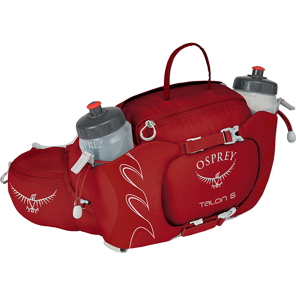 Osprey Talon 6 Waistpack Martian Red - Osprey Waist Packs - Backpacks, Waist Packs
