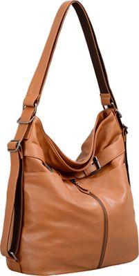 Mellow World Heather Backpack Camel - Mellow World Manmade Handbags