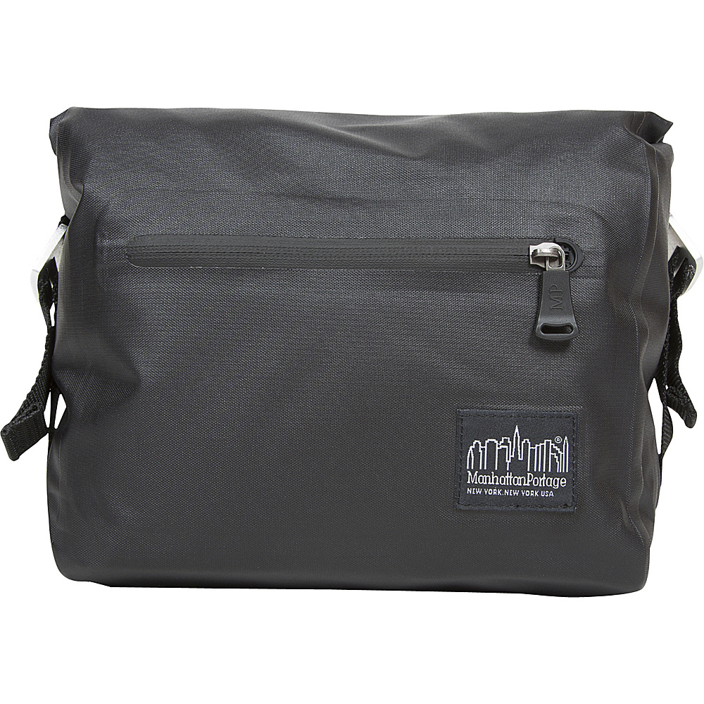 Manhattan Portage Harbor Handle Bag Lite Edition Black - Manhattan Portage Messenger Bags - Work Bags & Briefcases, Messenger Bags