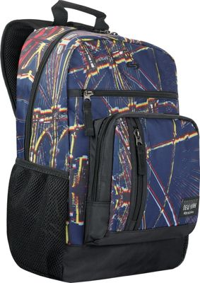 SOLO Bridge 15.6 Backpack Blue - SOLO Business & Laptop Backpacks
