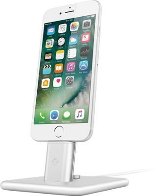 Twelve South HiRise 2 Charging Stand for iPhone/iPad Silver - Twelve South Portable Batteries & Chargers