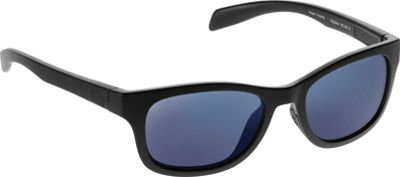 Native Eyewear Highline Sunglasses Matte Black with Polarized Blue Reflex - Native Eyewear Eyewear