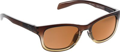 Native Eyewear Highline Sunglasses Stout Fade with Polarized Brown - Native Eyewear Eyewear