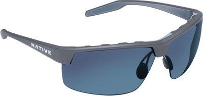 Native Eyewear Hardtop Ultra XP Sunglasses Granite with P...