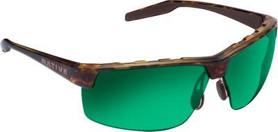 Native Eyewear Hardtop Ultra XP Sunglasses Desert Tort wi...