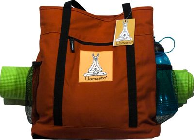 Llamaste Tote Bag Marsala - Llamaste Other Sports Bags