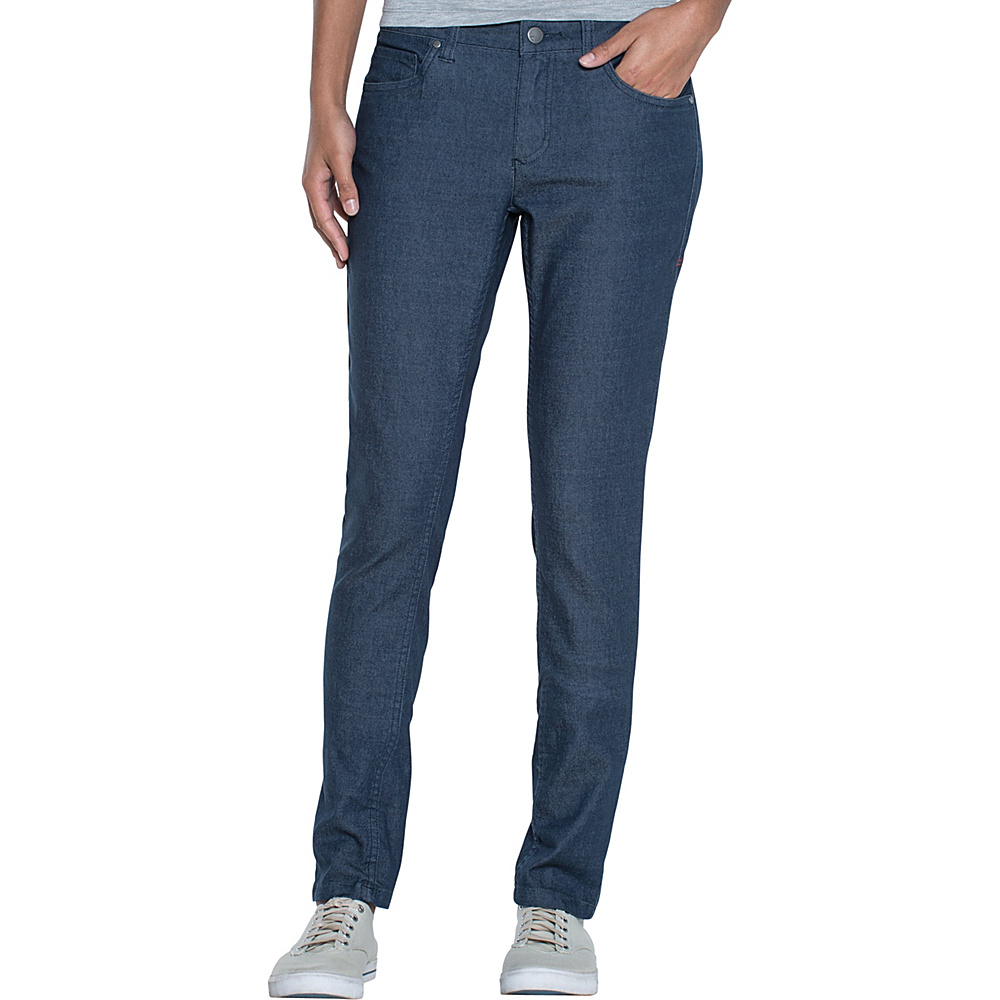 Toad & Co Lola Jean Slim 4 - 32in - Deep Navy - Toad & Co Womens Apparel - Apparel & Footwear, Women's Apparel