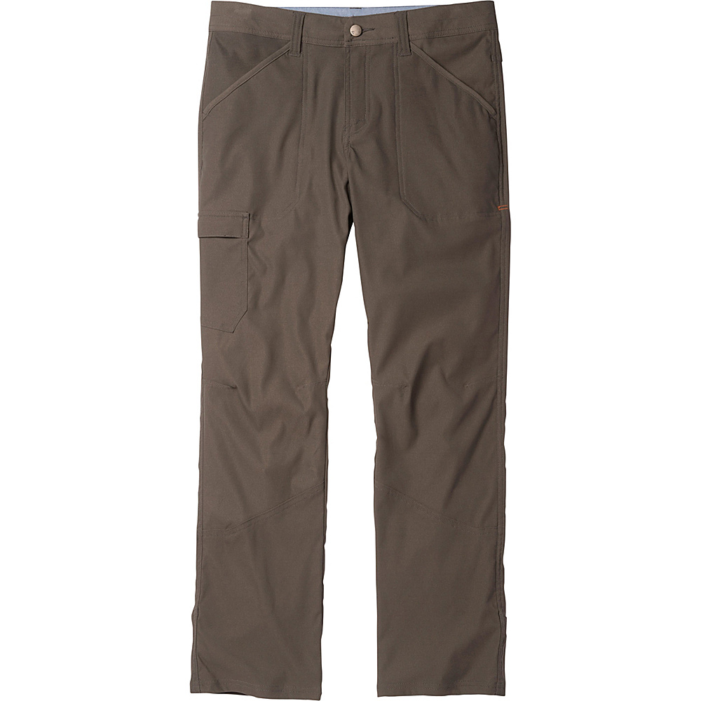 Toad & Co Barrow Pant 30 - 32in - Caviar - Toad & Co Mens Apparel - Apparel & Footwear, Men's Apparel