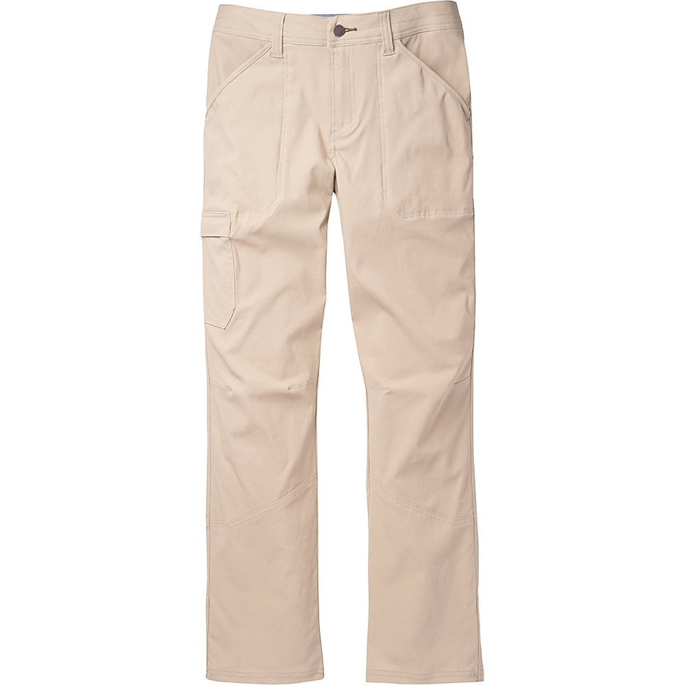 Toad & Co Barrow Pant 34 - 34in - Buckskin - Toad & Co Mens Apparel - Apparel & Footwear, Men's Apparel
