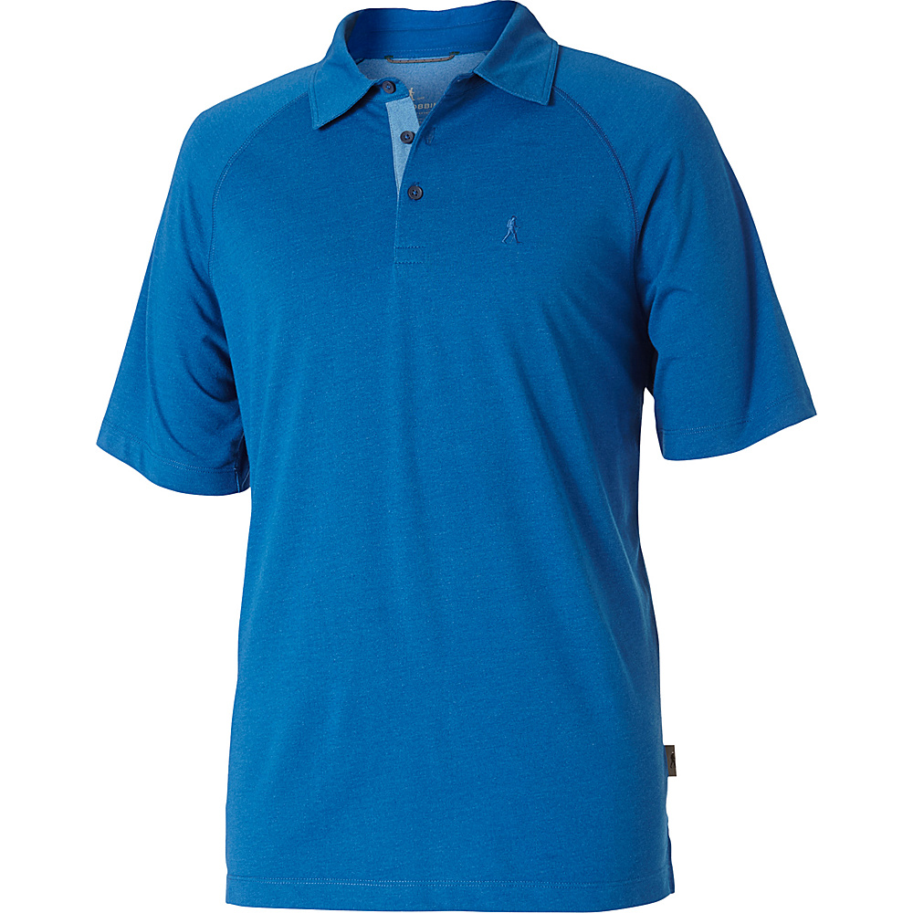 Royal Robbins Mens Wick-Ed Cool Polo M - Oceania - Royal Robbins Mens Apparel - Apparel & Footwear, Men's Apparel